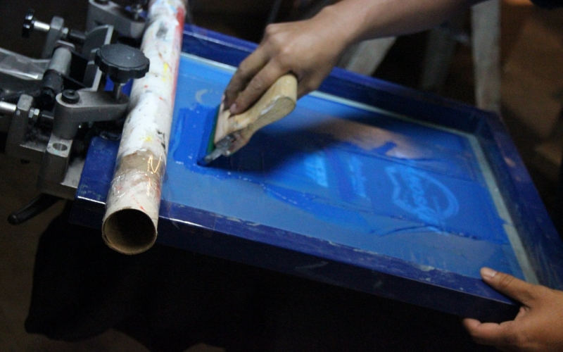 Silk Screen Printing Hawaii