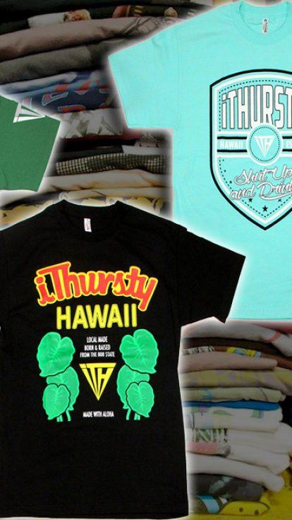 Plan B Printing - Oahu T-Shirt Printing