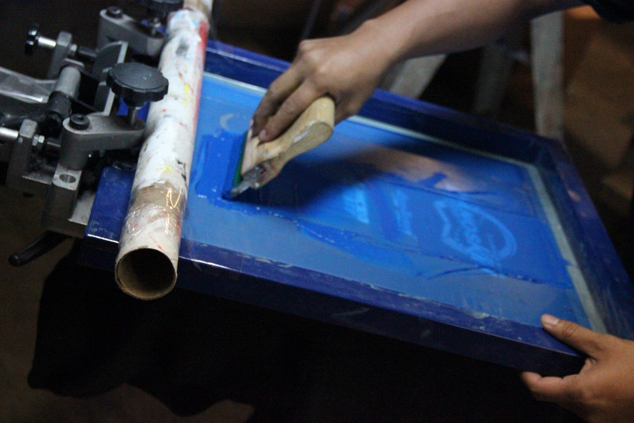Silk Screen Printing Hawaii