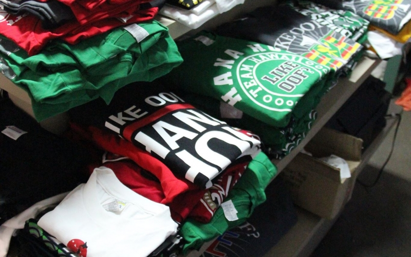 T-Shirt Printing Prices Hawaii